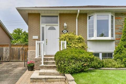 Townhouse for sale at 2427 Padstow Cres Mississauga Ontario - MLS: W4474240