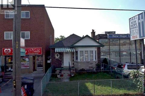 House for sale at 2427 St Clair Ave Toronto Ontario - MLS: W4615080