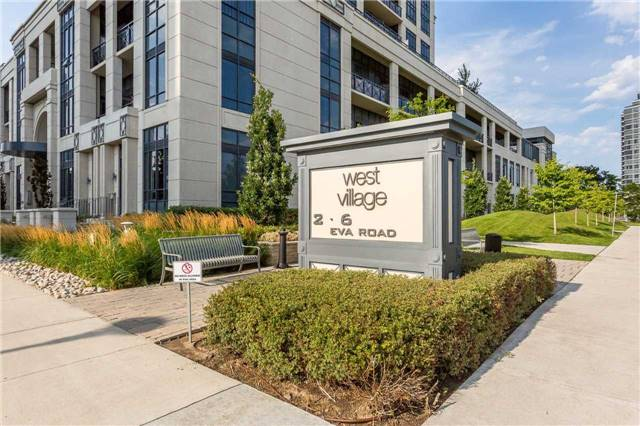 Sold: 2428 - 2 Eva Road, Brampton, ON