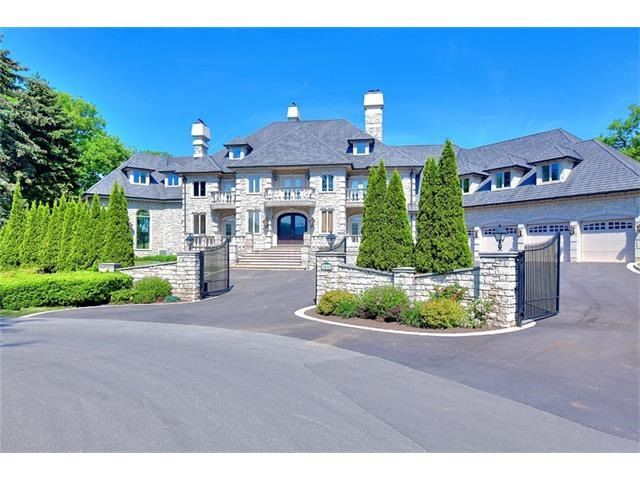 For Sale: 2428 Doulton Place, Mississauga, ON | 5 Bed, 9 Bath House for $7,995,000. See 20 photos!