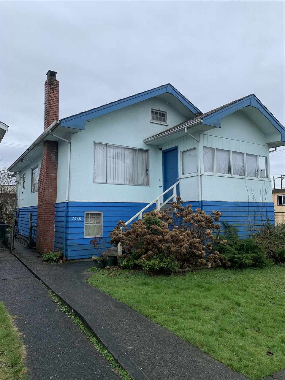 Removed: 2428 Franklin Street, Vancouver, BC - Removed on 2020-03-28 05:27:29
