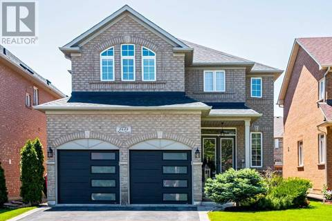 House for sale at 2428 Highmount Cres Oakville Ontario - MLS: W4471008