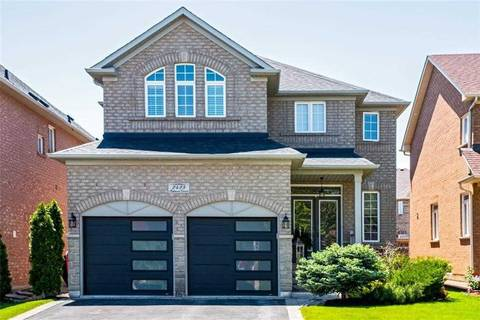 House for sale at 2428 Highmount Cres Oakville Ontario - MLS: W4618018