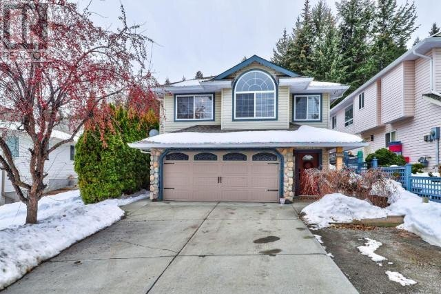 House for sale at 2429 Drummond Ct Kamloops British Columbia - MLS: 159978