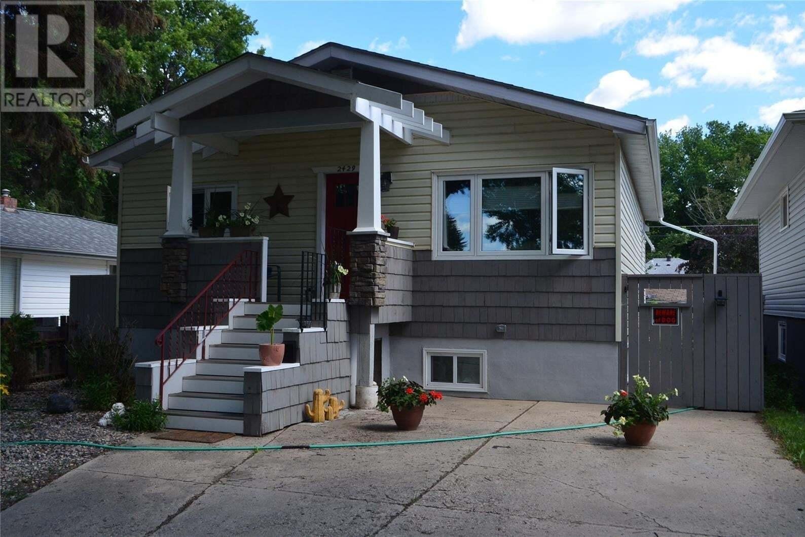 House for sale at 2429 Melrose Ave Saskatoon Saskatchewan - MLS: SK819220