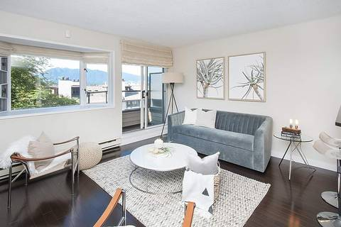 Townhouse for sale at 2429 1st Ave W Vancouver British Columbia - MLS: R2351631