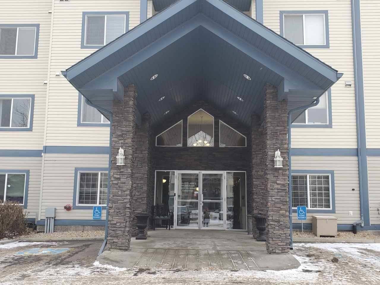 Condo for sale at 16311 95 St Nw Unit 243 Edmonton Alberta - MLS: E4171686