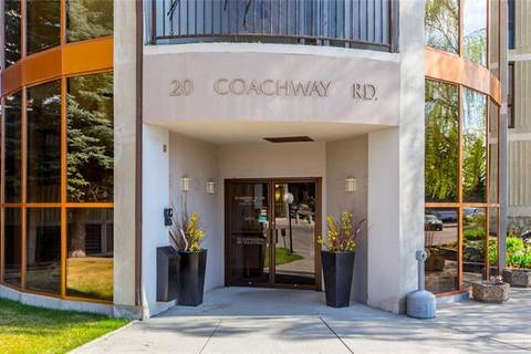 Condo for sale at 20 Coachway Rd Southwest Unit 243 Calgary Alberta - MLS: C4272602