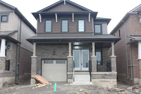 House for rent at 243 Bedrock Dr Hamilton Ontario - MLS: X4696687