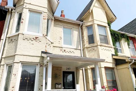 Townhouse for rent at 243 Christie St Toronto Ontario - MLS: C4511262
