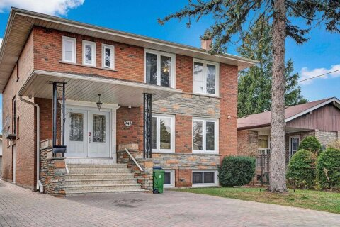 House for sale at 243 Drewry Ave Toronto Ontario - MLS: C4990786