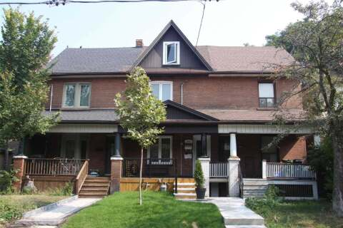 Townhouse for sale at 243 Gilmour Ave Toronto Ontario - MLS: W4923731