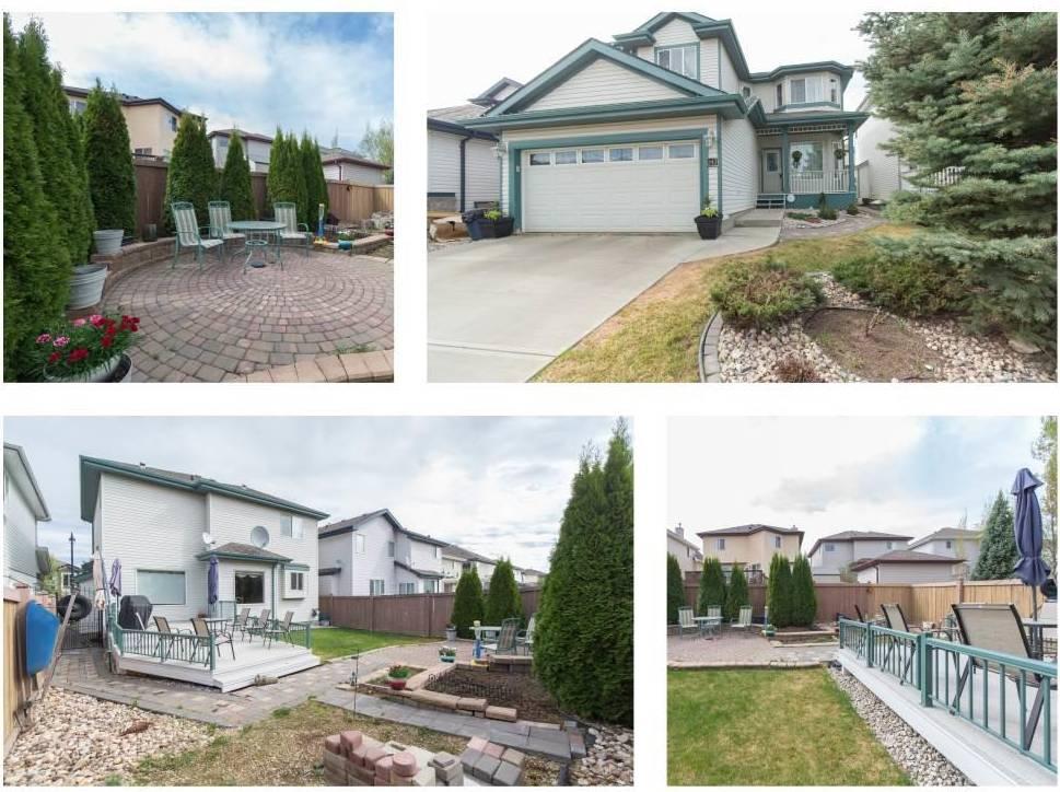 House for sale at 243 Hilliard Gr Nw Edmonton Alberta - MLS: E4165778