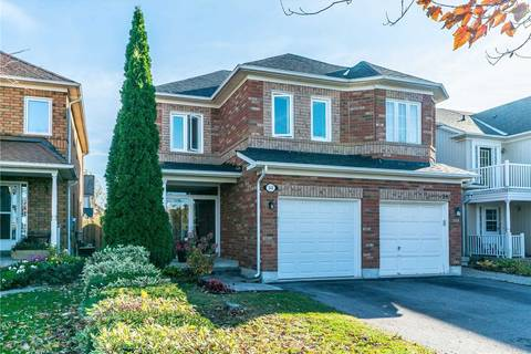 Townhouse for sale at 243 Hollandview Tr Aurora Ontario - MLS: N4613061