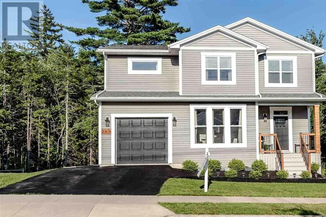 House for sale at 243 Jackladder Dr Middle Sackville Nova Scotia - MLS: 202014199