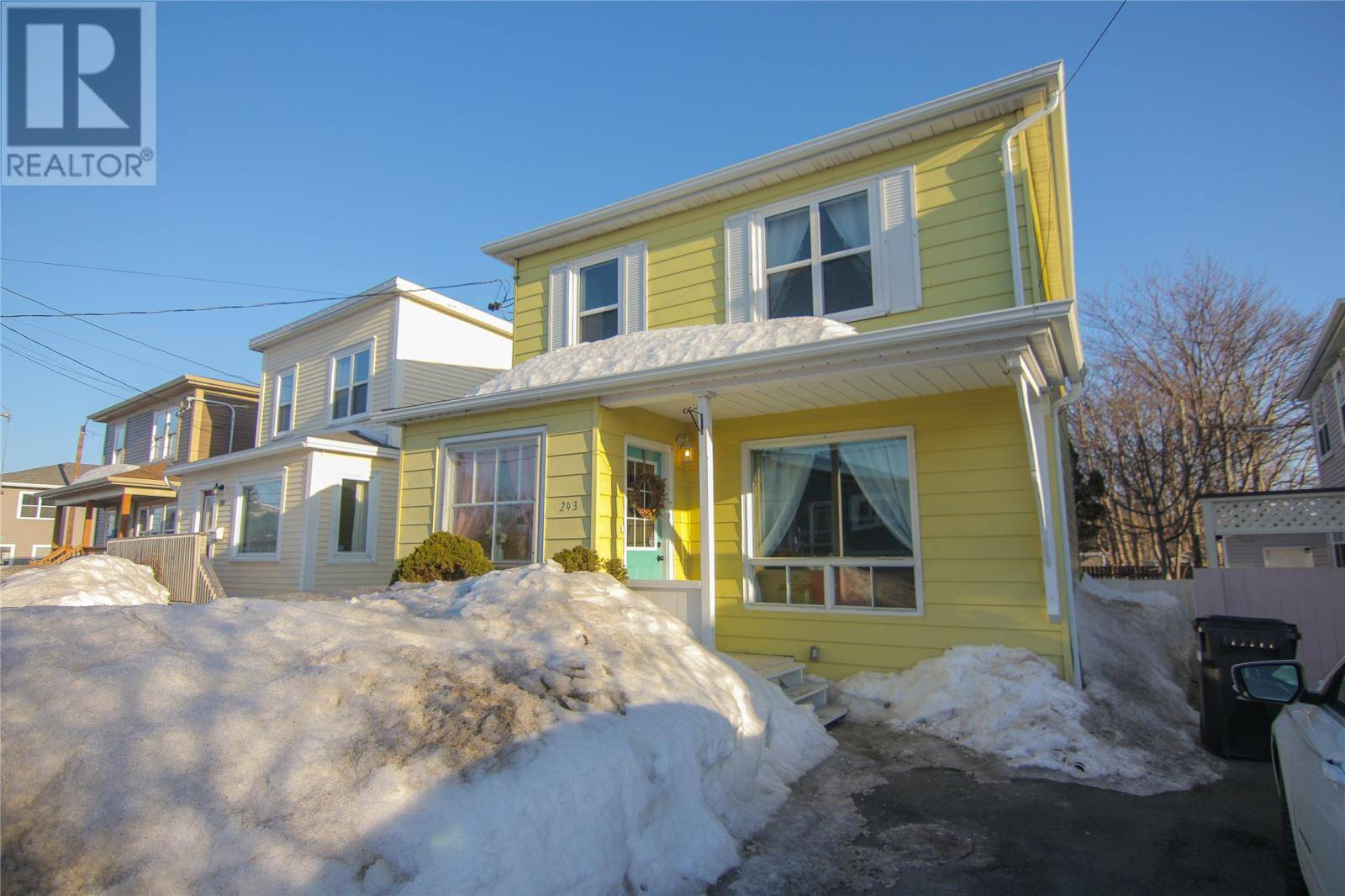 House for sale at 243 Pennywell Rd St. John's Newfoundland - MLS: 1212415