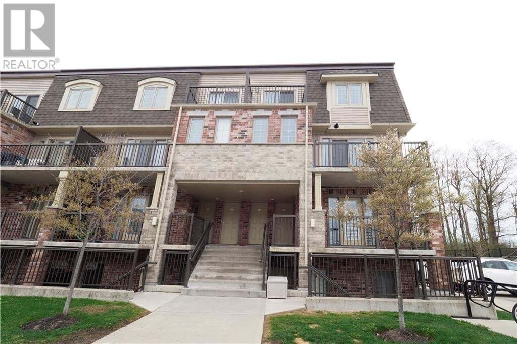 Townhouse for sale at 243 Rachel Cres Kitchener Ontario - MLS: 30807498