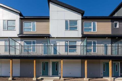 Townhouse for sale at 243 Redstone Blvd NE Calgary Alberta - MLS: C4306222