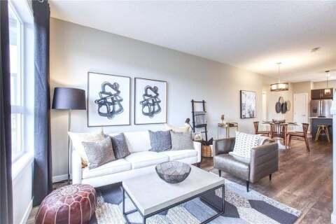 Townhouse for sale at 243 Redstone Blvd Northeast Calgary Alberta - MLS: C4306222