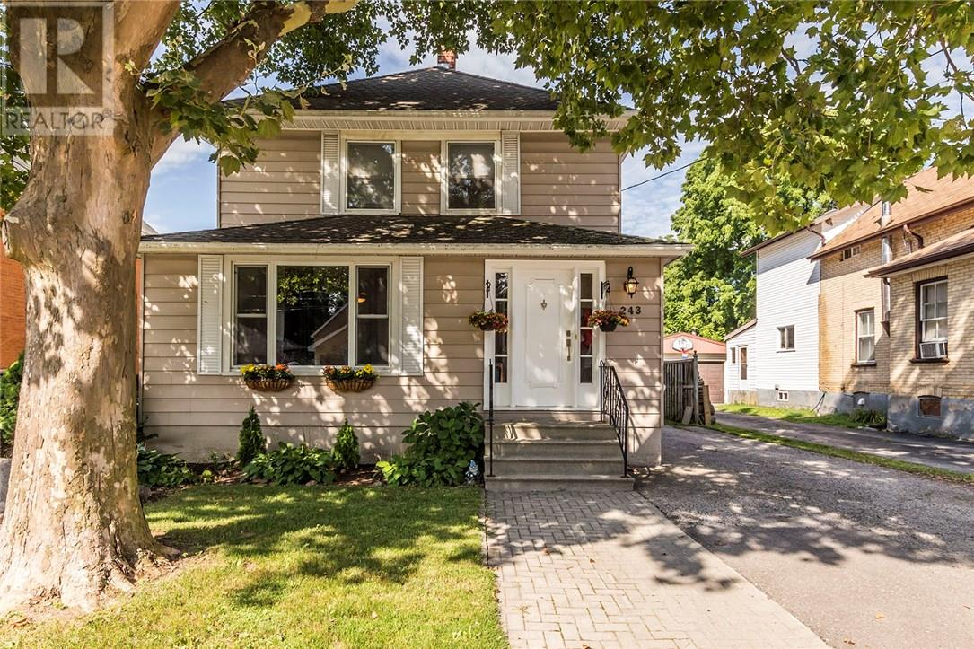 House for sale at 243 Riddell Street WOODSTOCK Ontario - MLS: X4219145