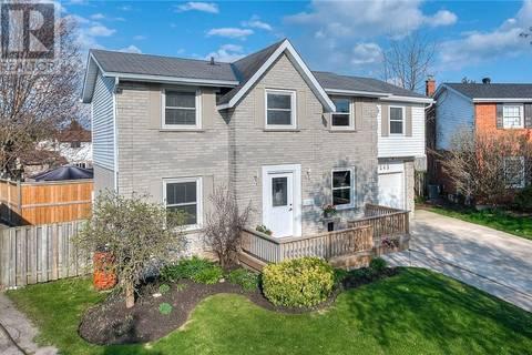 House for sale at 243 Rosebank Pl Kitchener Ontario - MLS: 30735613