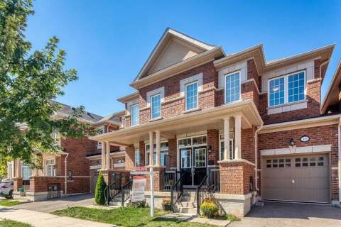 Townhouse for sale at 243 Sarah Cline Dr Oakville Ontario - MLS: W4926136