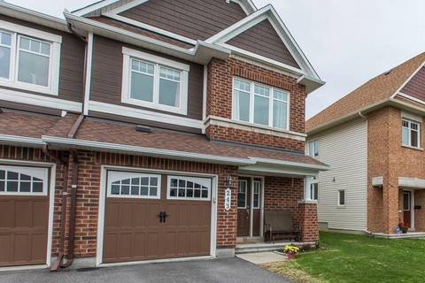 Townhouse for sale at 243 Silvermoon Cres Orleans Ontario - MLS: 1153524