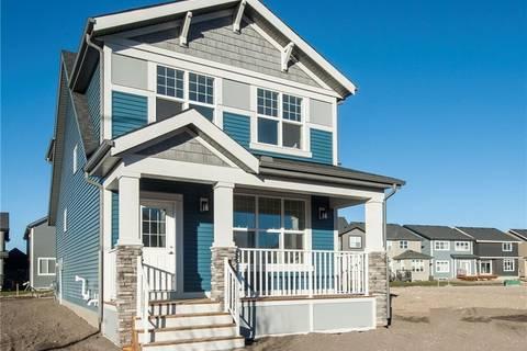 House for sale at 243 Sundown Rd Sunset Ridge, Cochrane Alberta - MLS: C4203829