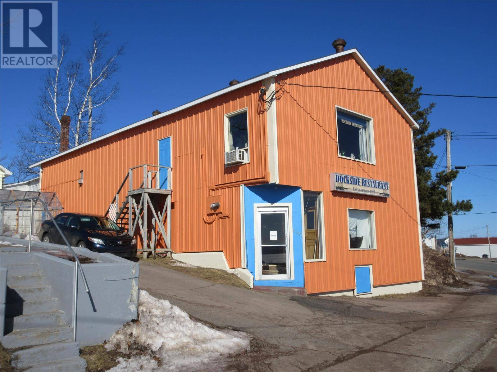 Residential property for sale at 243 Water St Botwood Newfoundland - MLS: 1192576