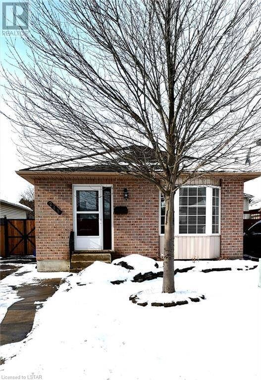 House for sale at 243 Wildgoose Rd London Ontario - MLS: 246086