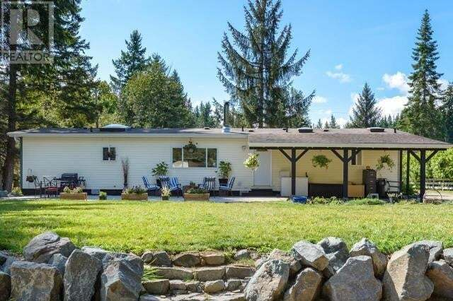 House for sale at 2430 Emmerson Rd Black Creek British Columbia - MLS: 466294