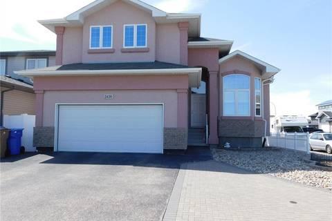 House for sale at 2430 Jameson Cres Regina Saskatchewan - MLS: SK800093
