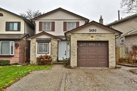 Home for sale at 2430 Malcolm Cres Burlington Ontario - MLS: W4651622