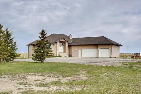 House for sale at 243068 Rainbow Rd Chestermere Alberta - MLS: C4289120
