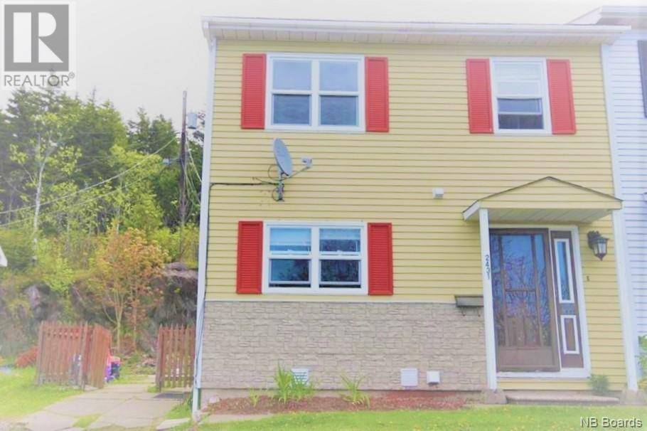 House for sale at 2431 Candace St Saint John New Brunswick - MLS: NB035146