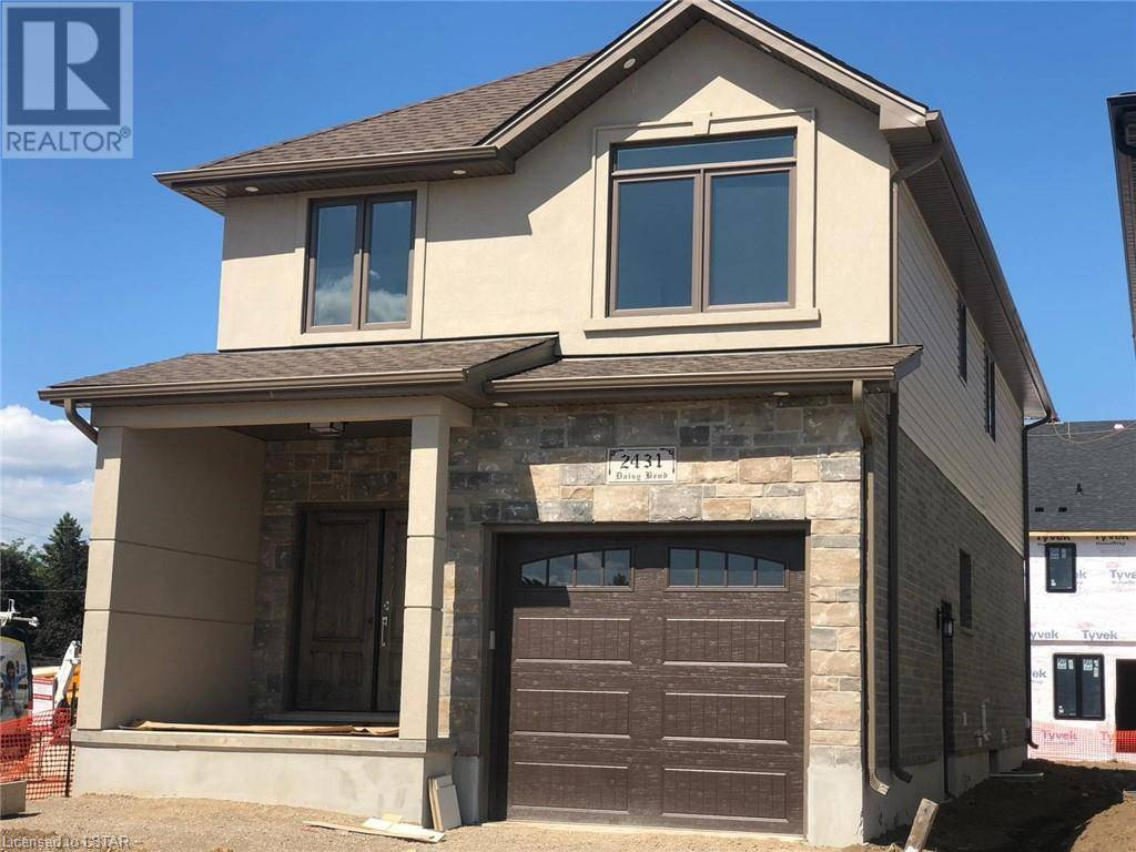 House for sale at 2431 Daisy Bend London Ontario - MLS: 213849