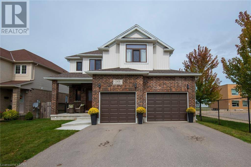 House for sale at 2431 Evans Blvd London Ontario - MLS: 224566