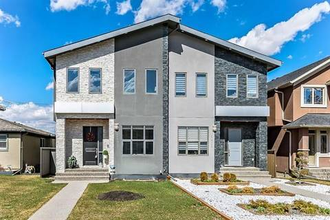 Townhouse for sale at 2432 28 Ave Southwest Calgary Alberta - MLS: C4239444