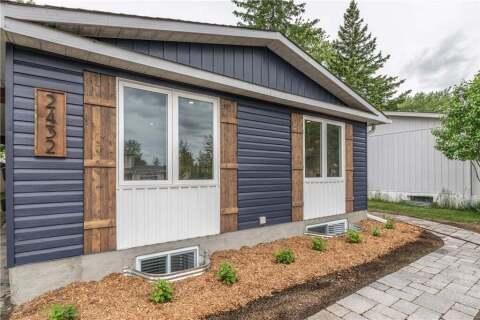 Townhouse for sale at 2432 Blackstone Cres Ottawa Ontario - MLS: 1194557