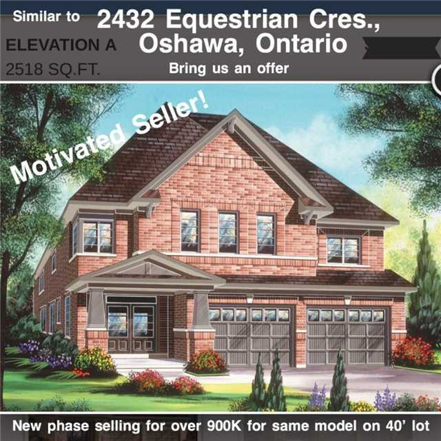Removed: 2432 Equestrian Crescent, Oshawa, ON - Removed on 2018-08-03 12:21:39