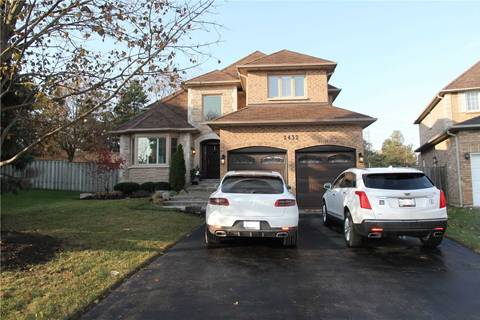 House for rent at 2432 Marisa Ct Mississauga Ontario - MLS: W4645229