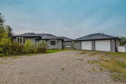 House for sale at 243202 Rge Rd 281  Rural Rocky View County Alberta - MLS: C4245369
