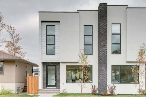 Townhouse for sale at 2434 30 Ave SW Calgary Alberta - MLS: A1043129