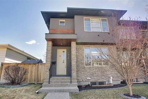 Townhouse for sale at 2434 34 St Southwest Calgary Alberta - MLS: C4294656