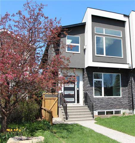 Townhouse for sale at 2434 6 Ave Northwest Calgary Alberta - MLS: C4245681