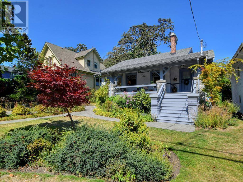 House for sale at 2434 Cranmore Rd Victoria British Columbia - MLS: 421193