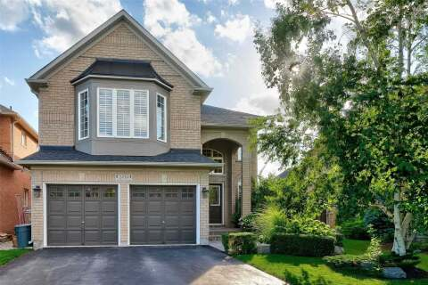 House for sale at 2434 Millrun Dr Oakville Ontario - MLS: W4936454