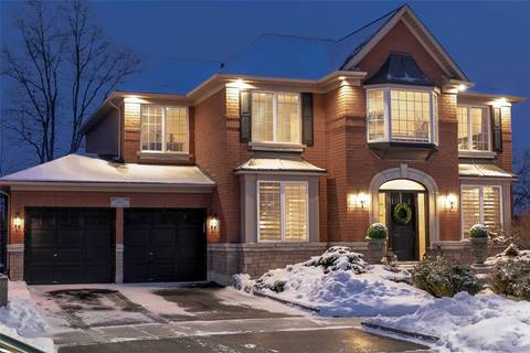 House for sale at 2435 Birkdale Cres Oakville Ontario - MLS: W4695655