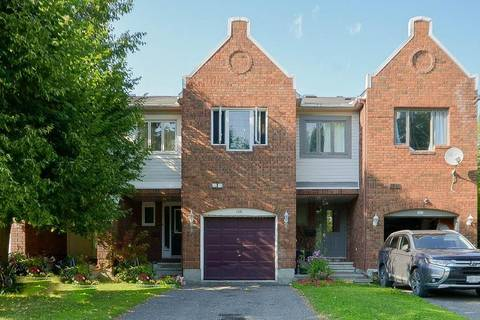Townhouse for sale at 2435 Cleroux Cres Ottawa Ontario - MLS: 1159928