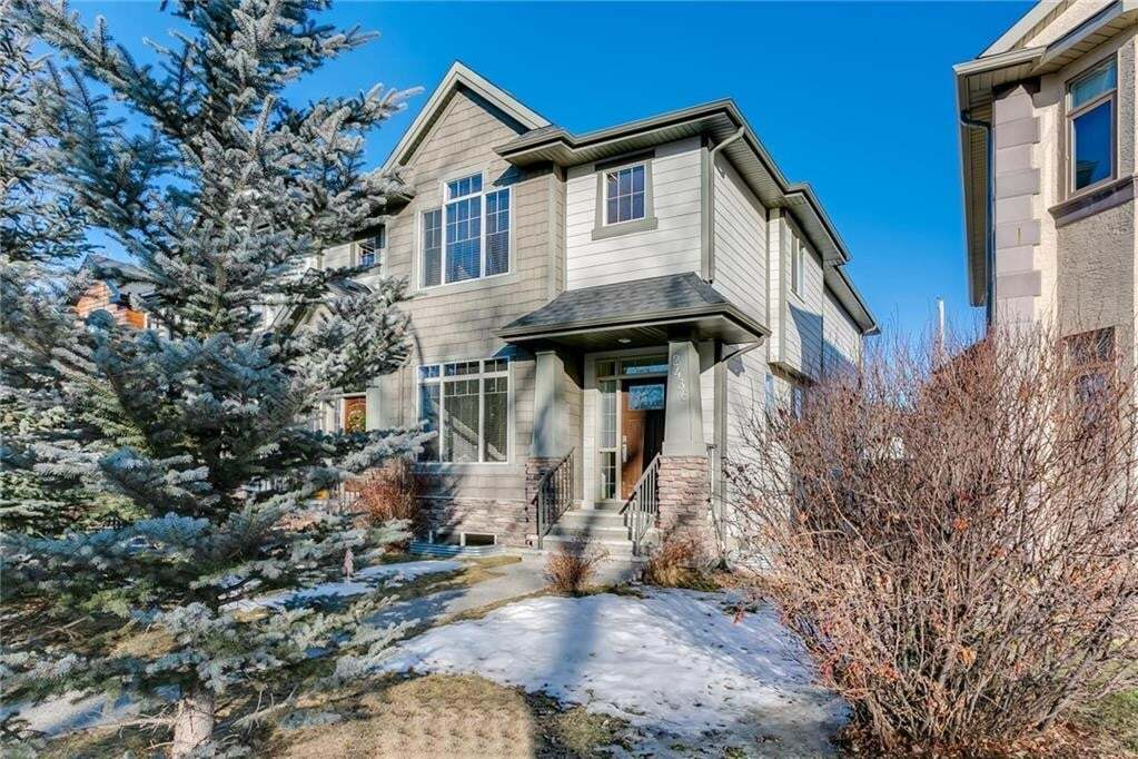 Townhouse for sale at 2436 31 St SW Killarney/glengarry, Calgary Alberta - MLS: C4295164